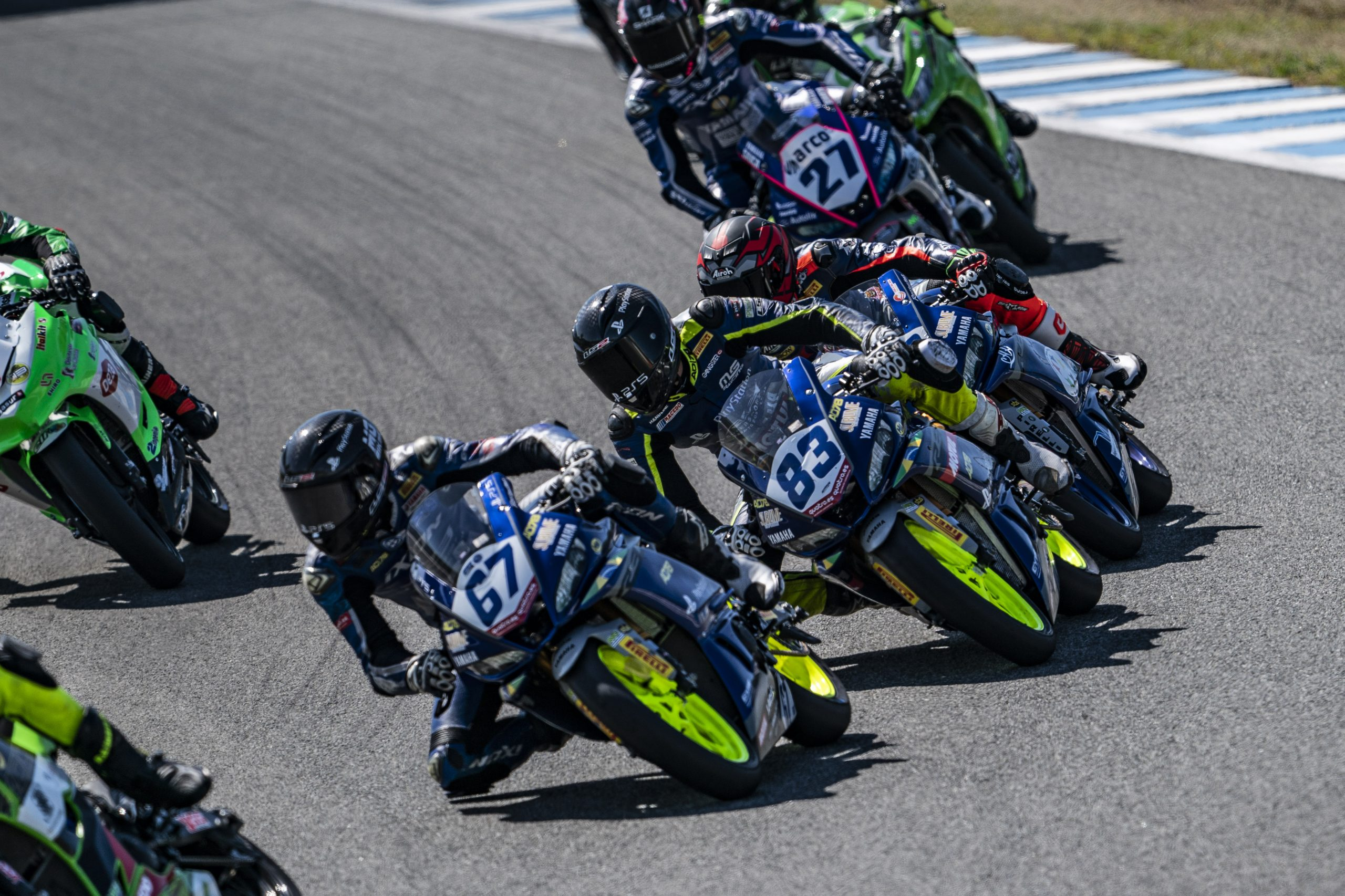Ton e Meikon - ESBK Jerez 1ª Etapa 2021