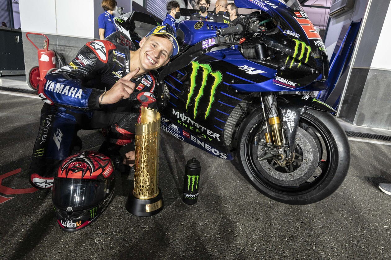 Quartararo vencedor Doha GP - MotoGP 2021